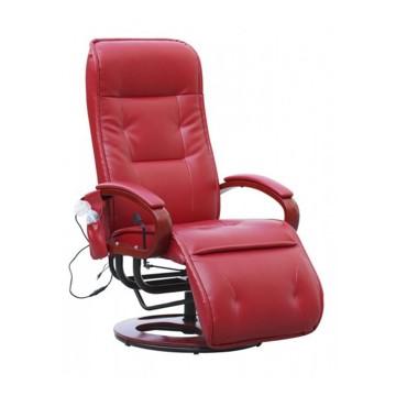 Relaksacinis-masažinis krėslas