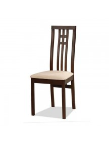 Medinė kėdė 04